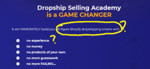 drop selling academy review