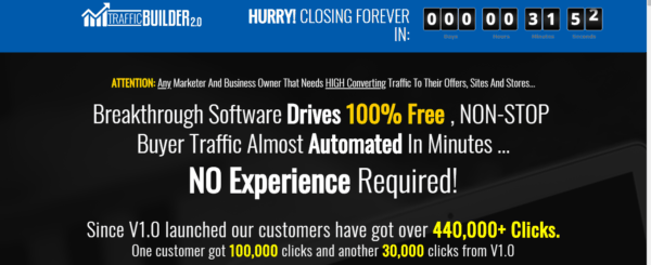 traffic builder 2.0 review
